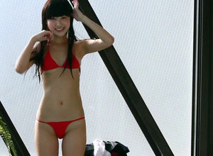 Non-Nude chinese swimsuit maiden..