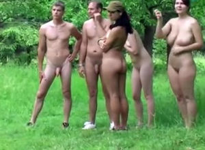 Naturist camp hidden camera